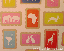African Inspired Nursery Little Interiors Interior