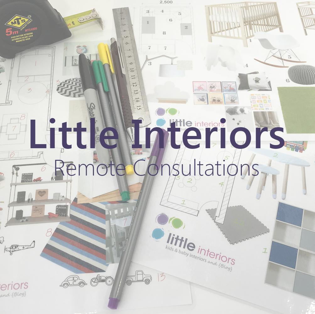 Interior design consultation little interiors interior for Interior design consultation
