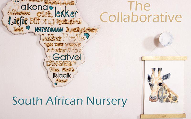African Inspired Nursery